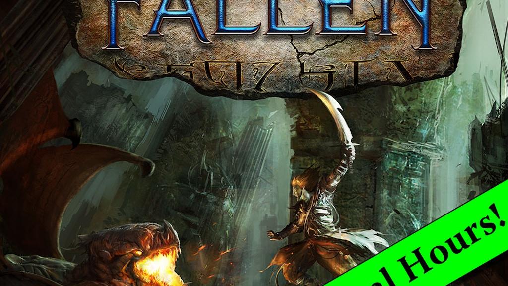 FALLEN project video thumbnail