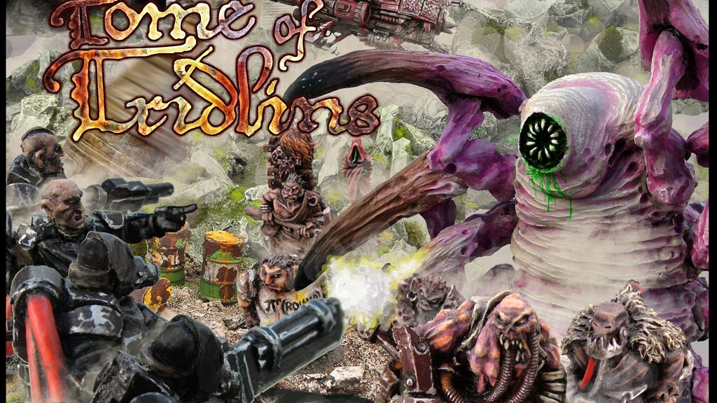 Nuclear Renaissance: The Tome of Tridlins project video thumbnail