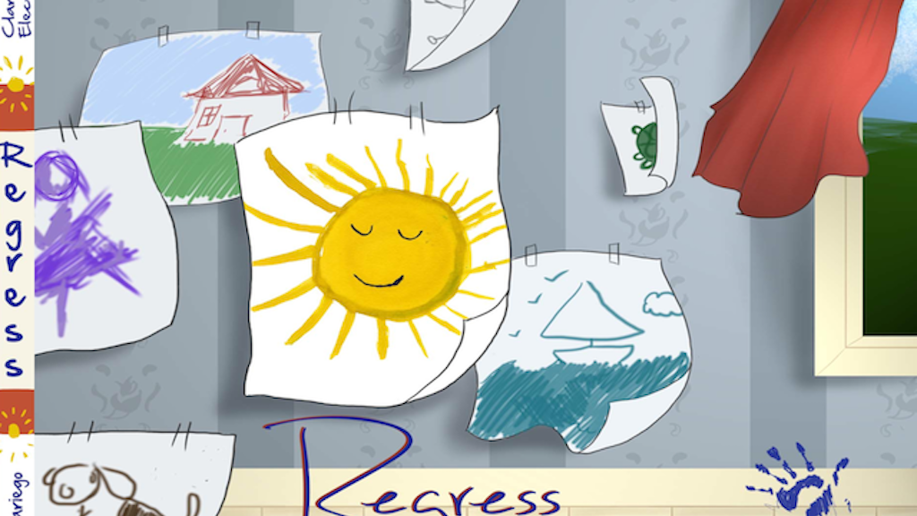 REGRESS: a new CD of music for clarinet and electronics project video thumbnail