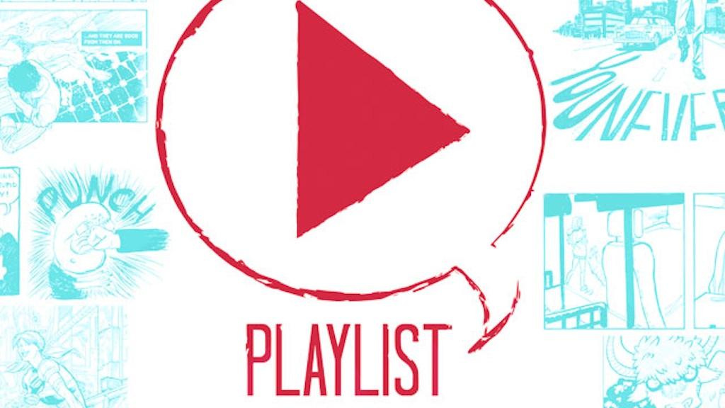 Playlist Anthology project video thumbnail