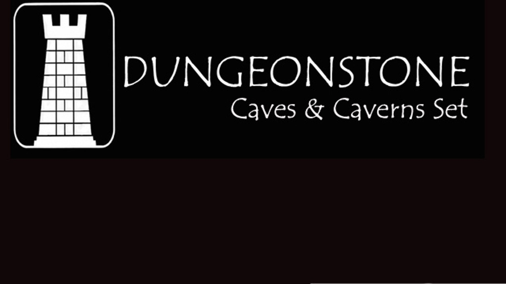 Dungeonstone 3D Terrain - Caves and Caverns Set project video thumbnail