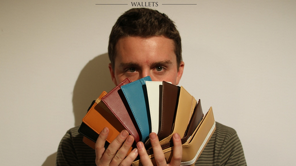 Articulate Wallets- with PATENT PENDING slide feature project video thumbnail