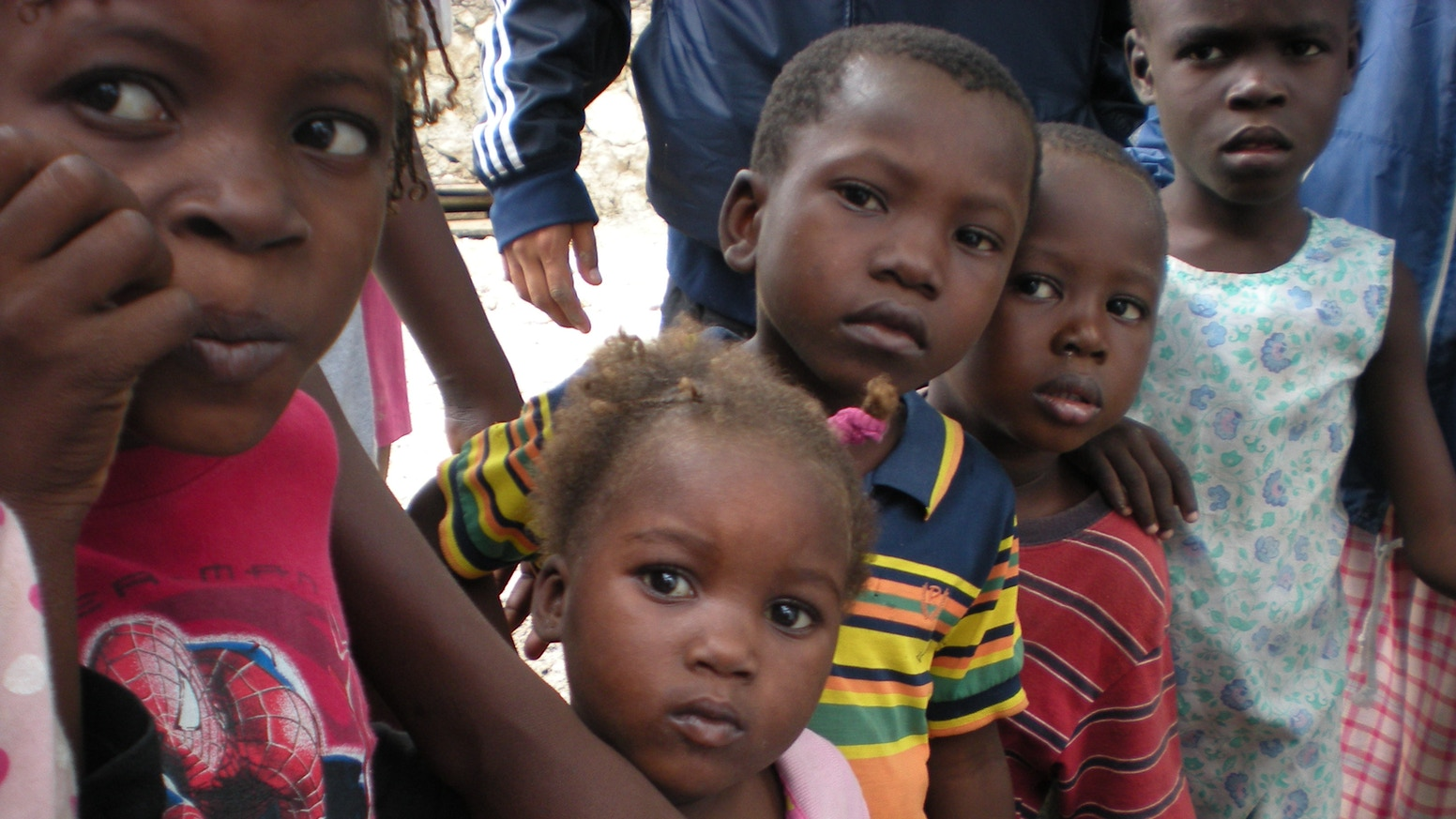 haiti haitian documentary grace hope faces deleted project struggles bridges brought heart