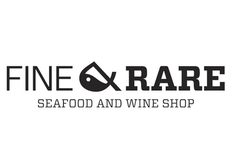 Fine & Rare Seafood and Wine Shop by Ted Wilson & Scott