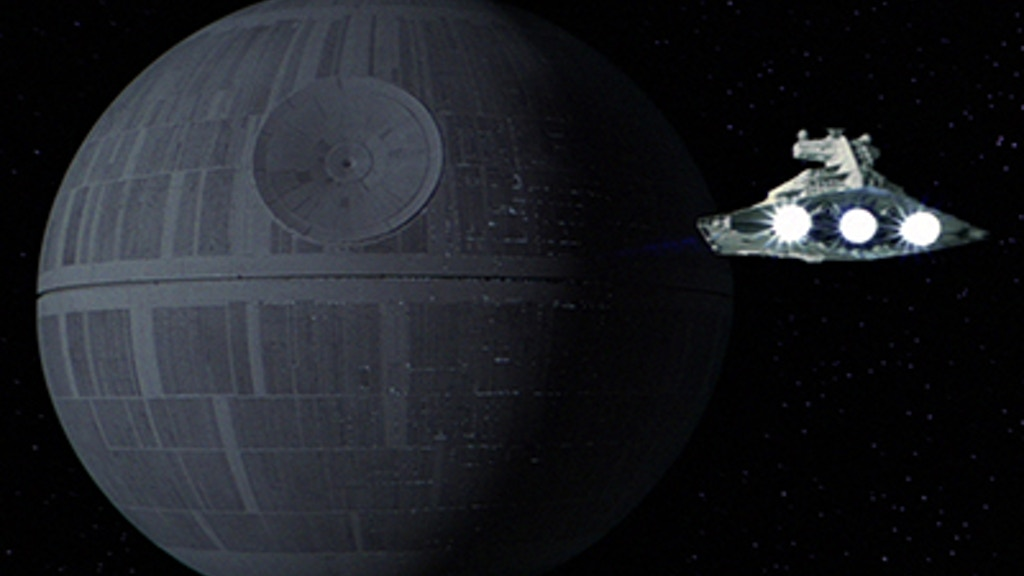 Project image for Kickstarter Open Source Death Star
