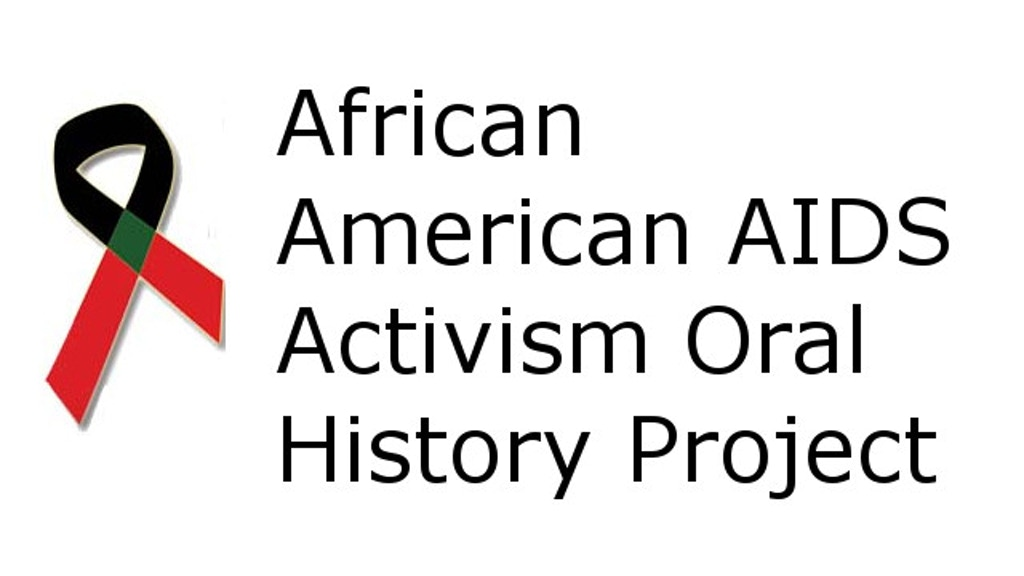 African American AIDS Activism Oral History Project project video thumbnail
