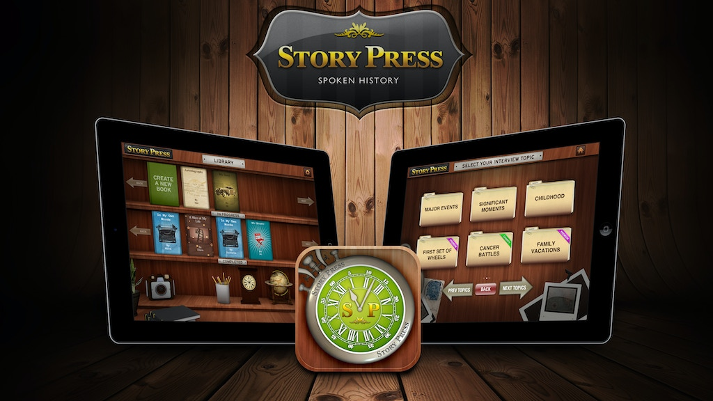 StoryPress: Human History, Told through Personal Stories project video thumbnail