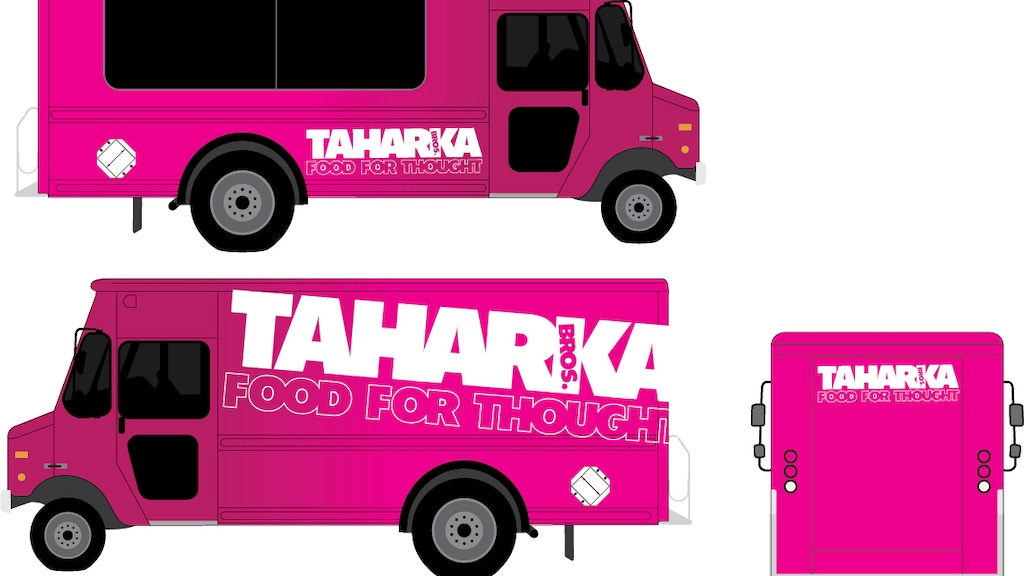 Let's get the Taharka Brothers' ice cream truck on the road! project video thumbnail