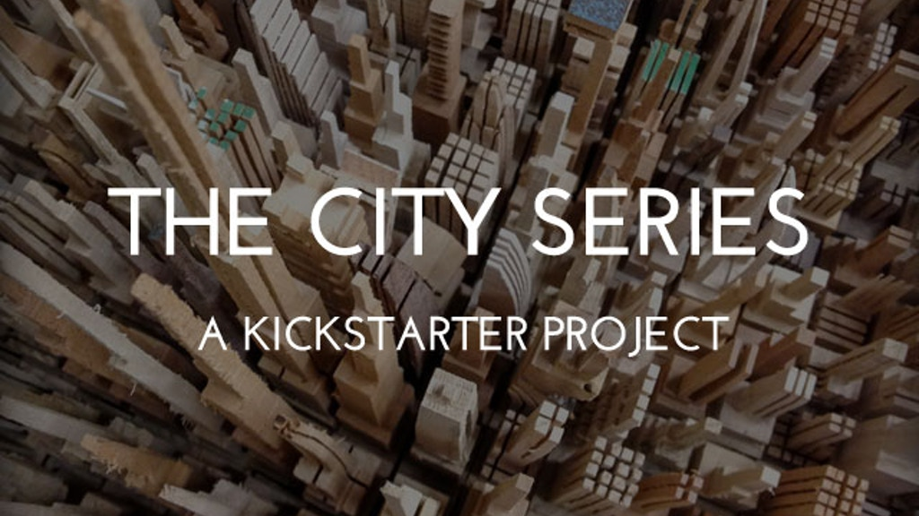 The City Series :: by McNabb & Co. Studio project video thumbnail