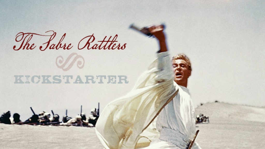 The Sabre Rattlers and Mark Abernathy New Album 2013 project video thumbnail