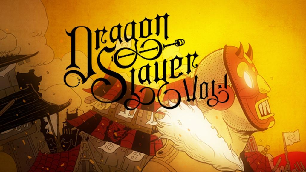Dragon Slayer project video thumbnail