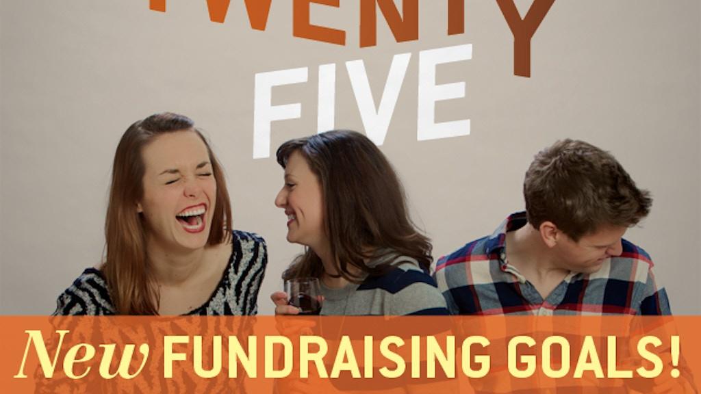 TWENTY FIVE: A New Comedy Web Series の動画サムネイル