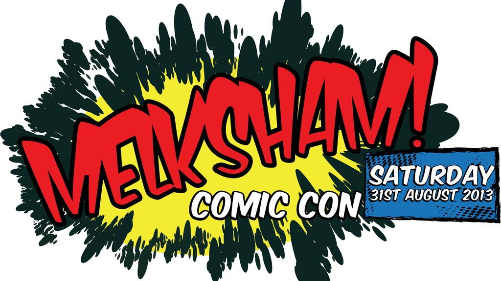 Melksham Comic Con 2013 project video thumbnail