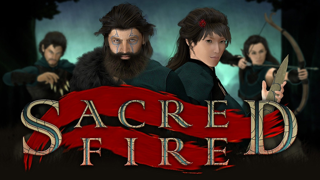 Sacred Fire: Psychological RPG about revenge and loyalty project video thumbnail
