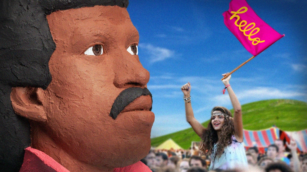 Lionel Richie's Head | Bestival 2013 project video thumbnail