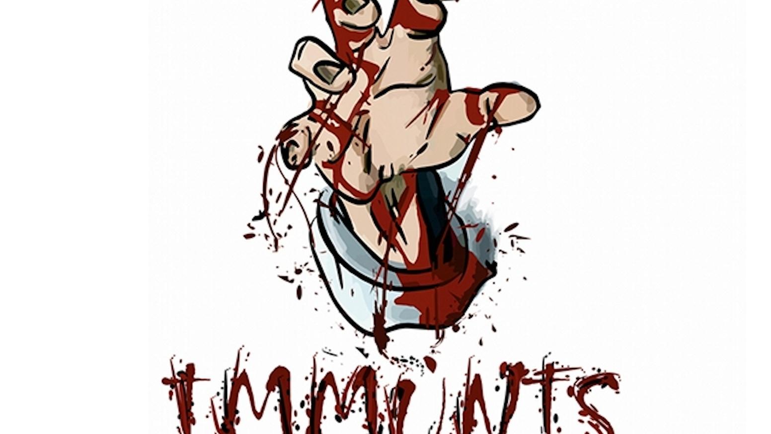 Immunis The Zombie Apocalypse By Anthony Ashley Kickstarter