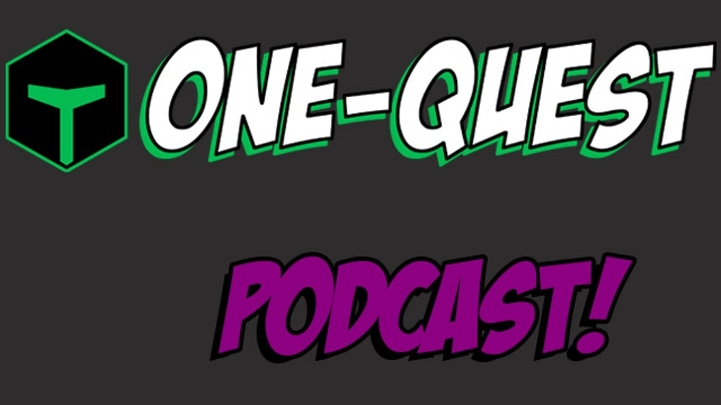 Project image for One-Quest Podcasts