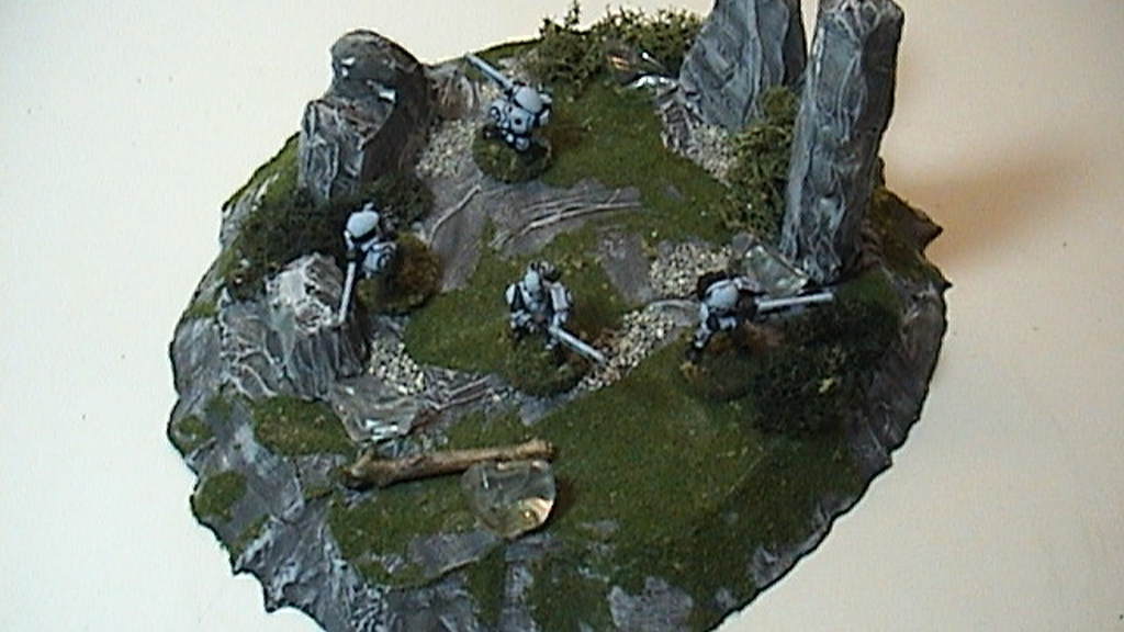 Project image for Table Top Terrain (Canceled)