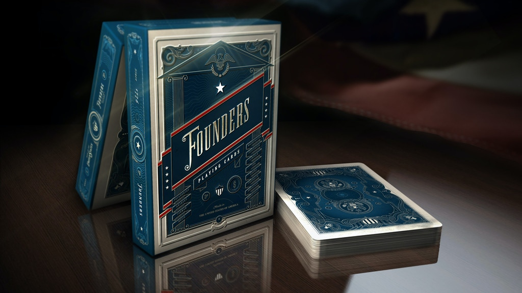Founders Playing Cards project video thumbnail