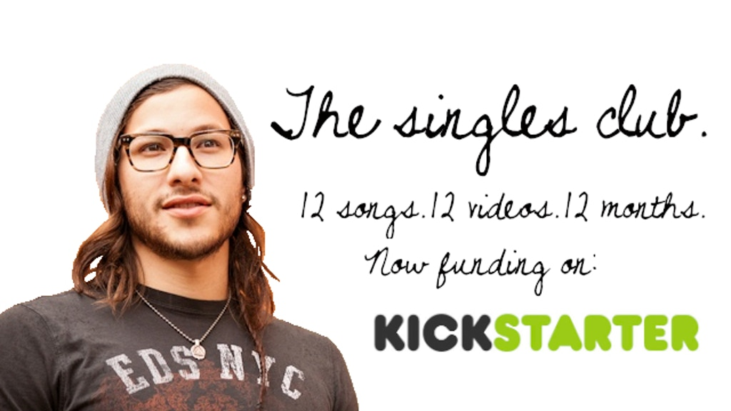 """The Singles Club."" - Michael Castro project video thumbnail"