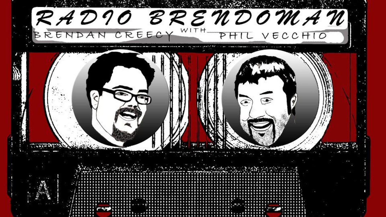 9b0a59ff Weekly podcast Radio Brendoman has the world's greatest fan community. The  community wants shirts. With this project, we'll make some!