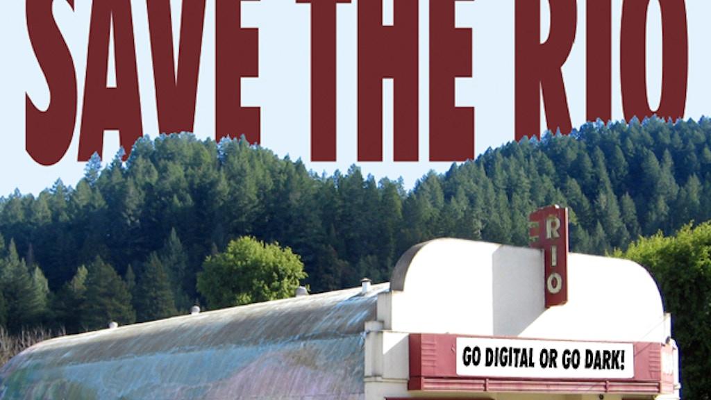 Rio Theater: Go Digital or Go Dark! project video thumbnail