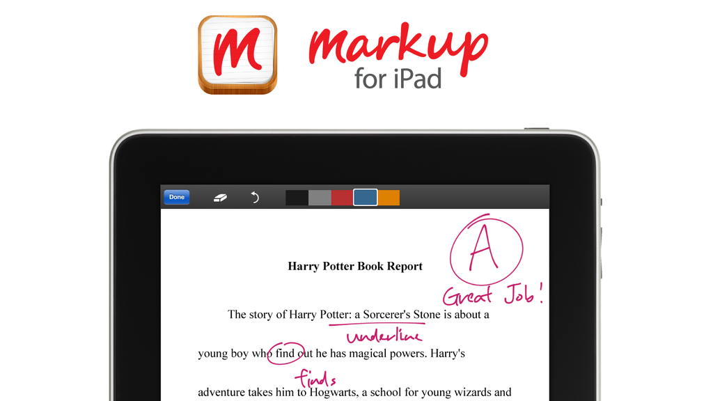 Markup: Paperless Grading for Teachers project video thumbnail