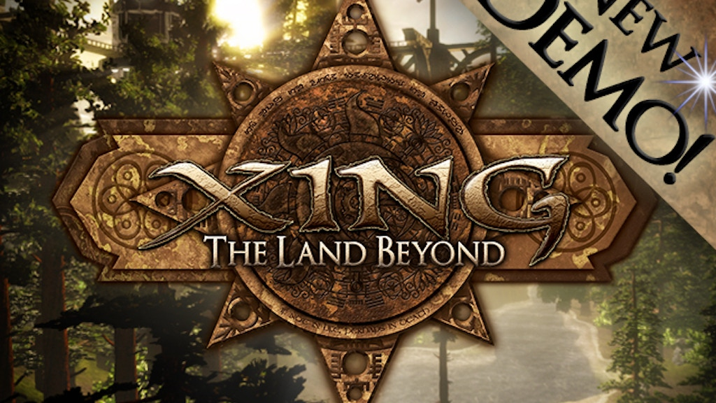 XING: The Land Beyond project video thumbnail