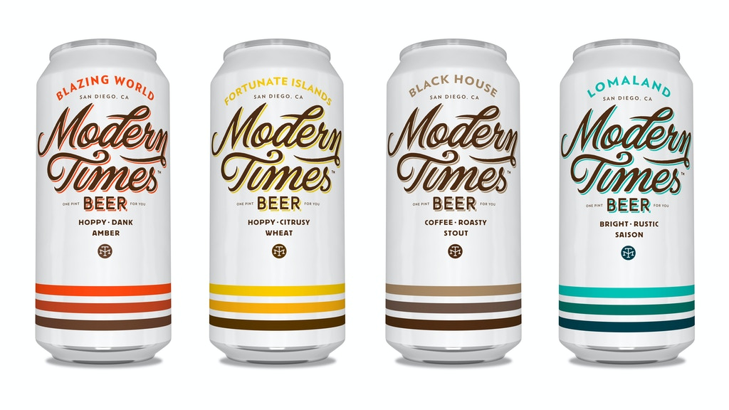 Modern Times Beer: Building a Fermentorium project video thumbnail