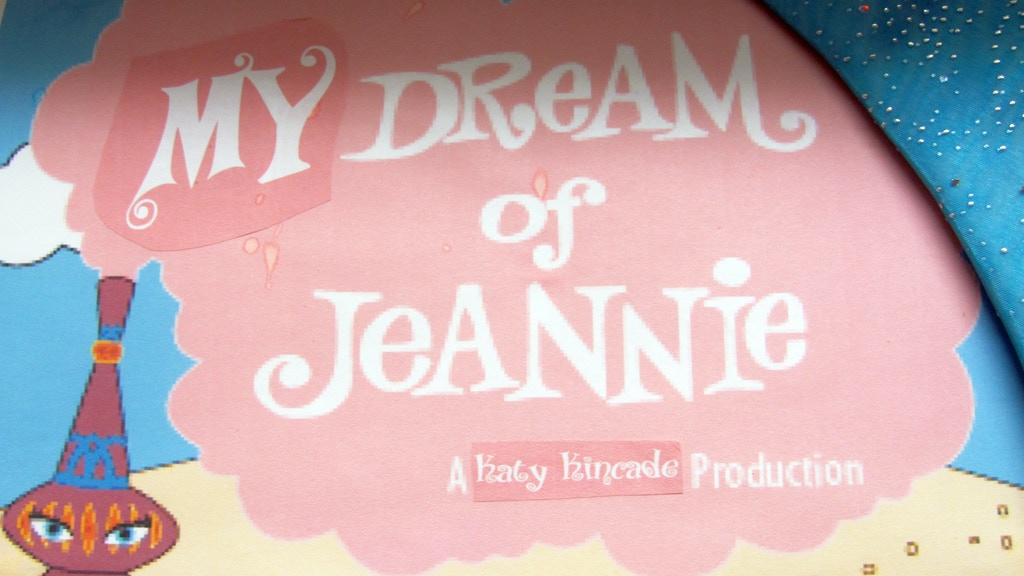 My Dream of Jeannie project video thumbnail