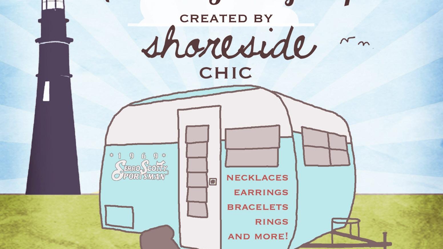 Jewelry + Vintage Trailer = Mobile Shop by Kate Clark — Kickstarter