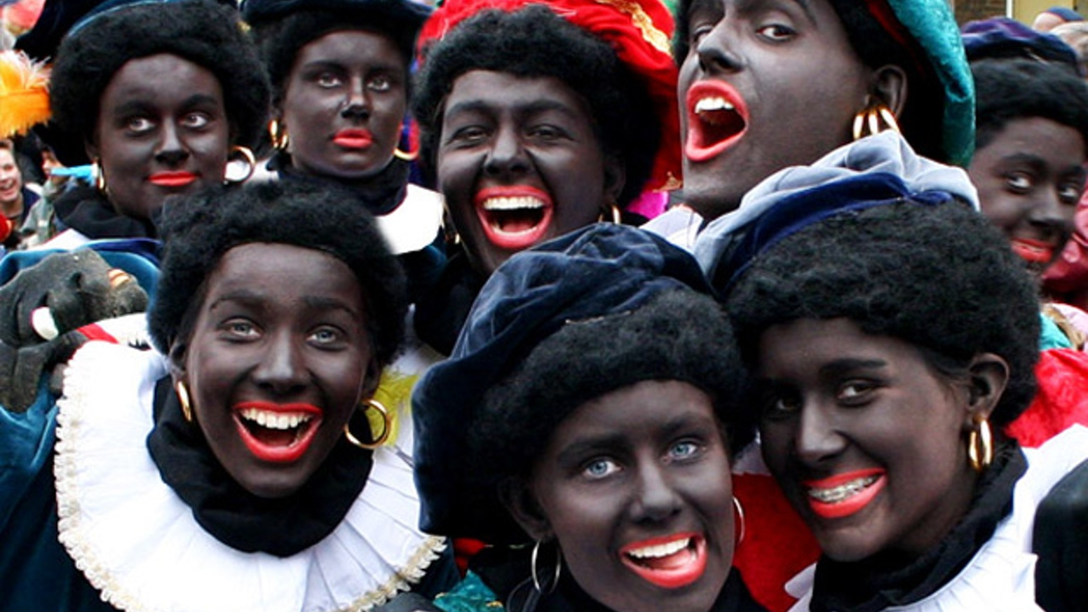 A film about the blackface tradition of Zwarte Piet in the Netherlands. Problematic? Or are the Dutch just having holiday fun?