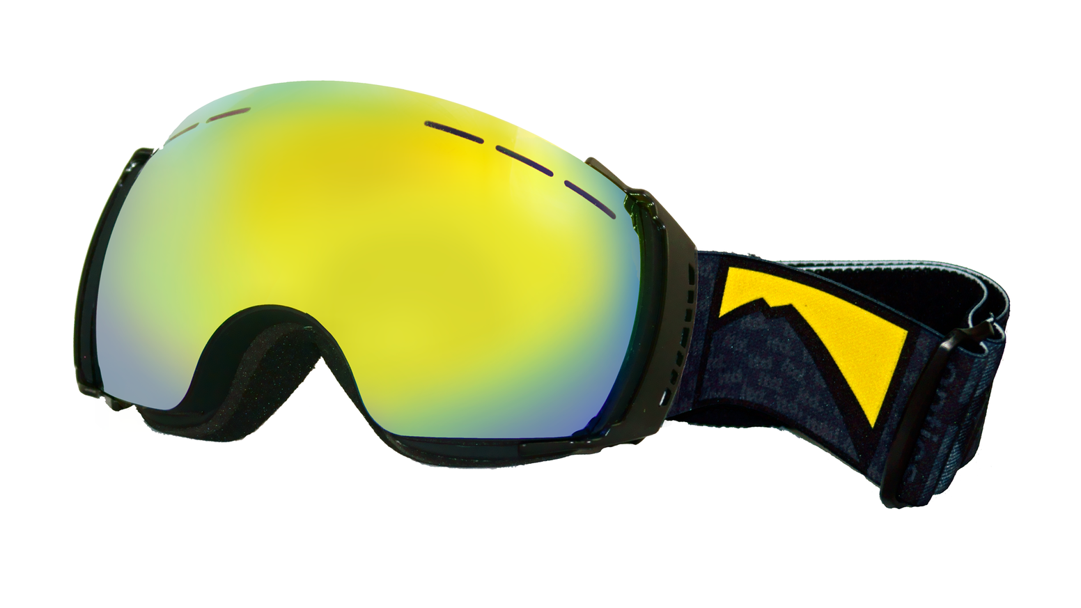 Mountain Tested. Rider Approved. Superior quality goggles with unparalleled field of vision.