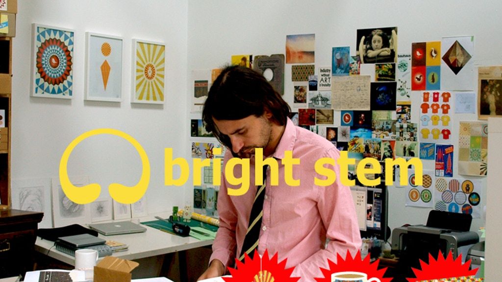 Ethical Products From A New Creative Business - Bright Stem project video thumbnail