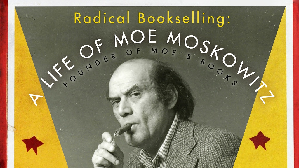 Radical Bookselling project video thumbnail