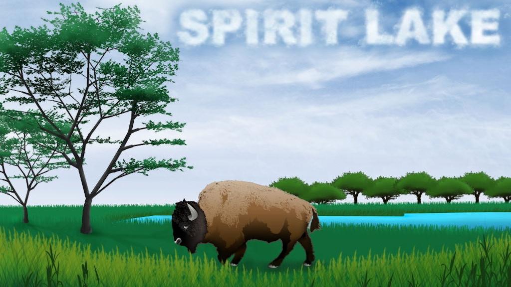 Spirit Lake: The Game project video thumbnail