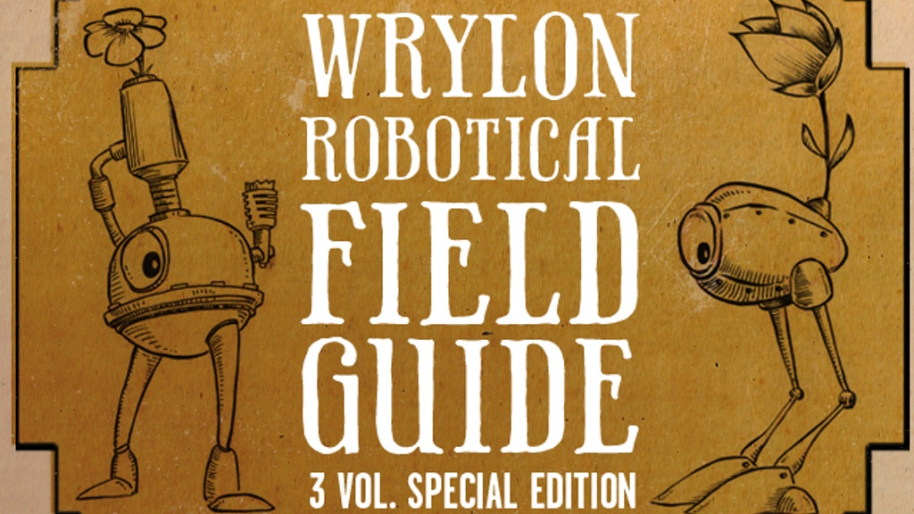 Wrylon Robotical Field Guides project video thumbnail