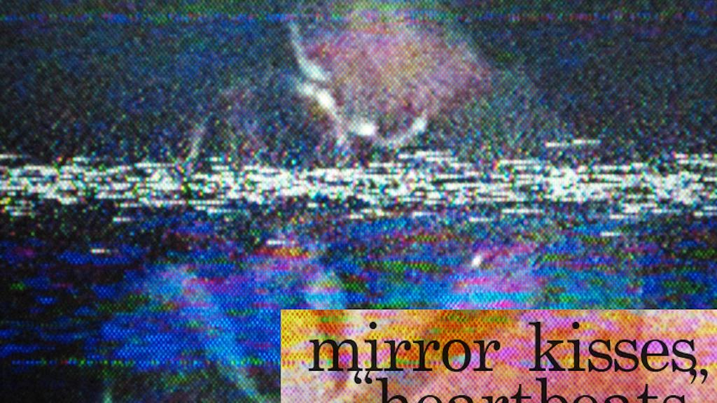 Press mirror kisses 39 new album heartbeats on vinyl by for Mirror kisses