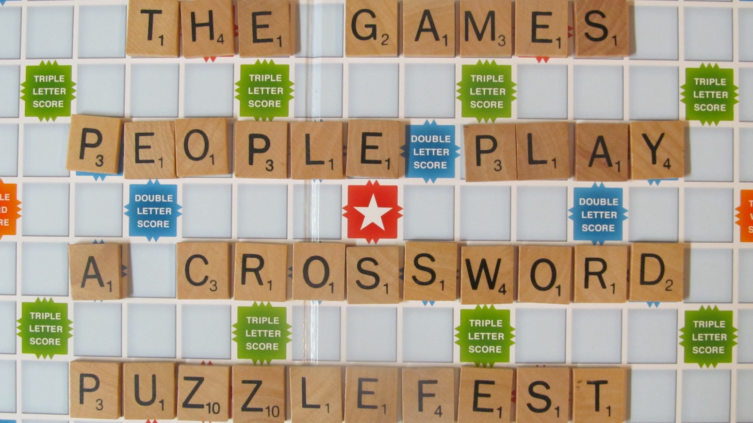 A Collection Of Connected Crosswords Based On Classic Board Games