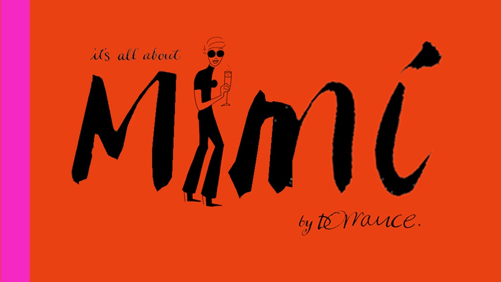 """Dorrance's """"It's All About Mimi"""" project video thumbnail"""