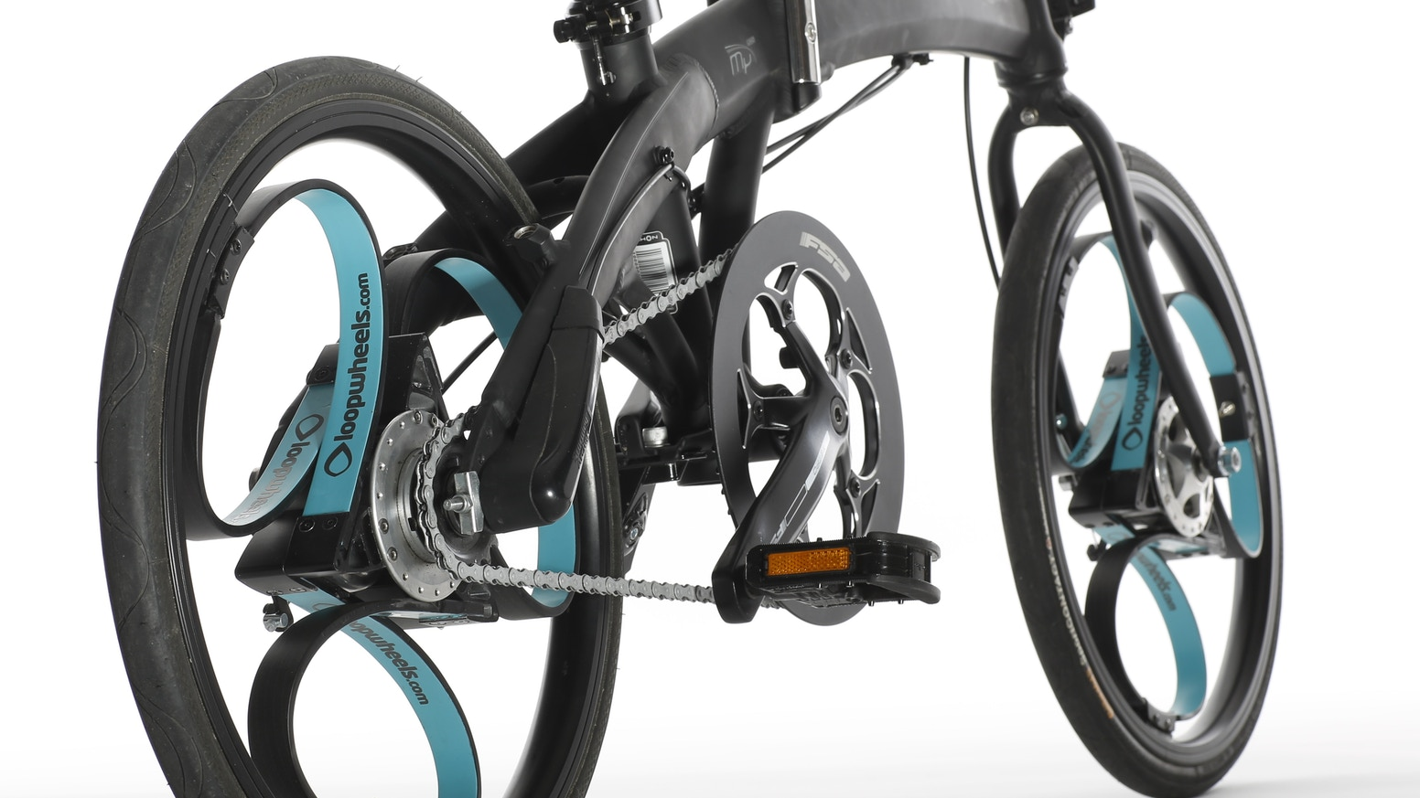 Loopwheels: for a smoother, more comfortable bicycle ride