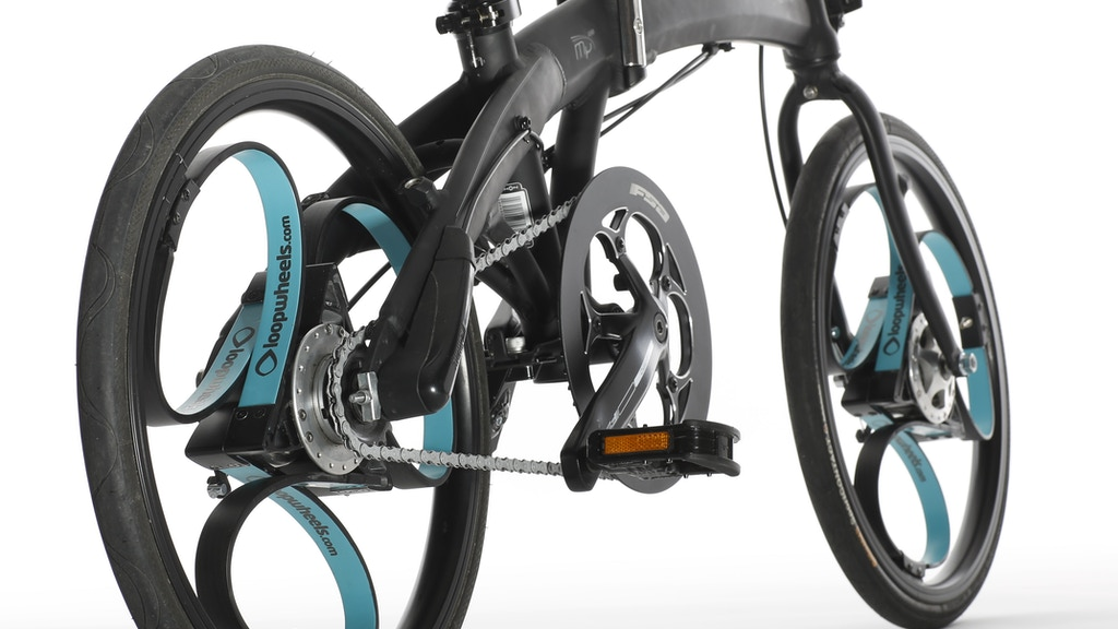 Loopwheels: for a smoother, more comfortable bicycle ride project video thumbnail