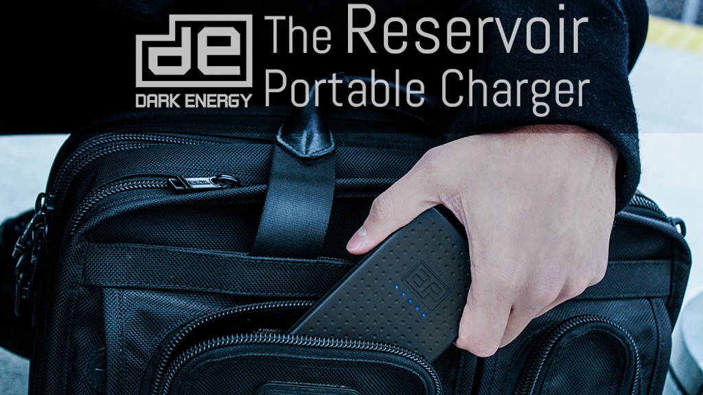 Dark Energy Reservoir: Premium Portable Charger project video thumbnail