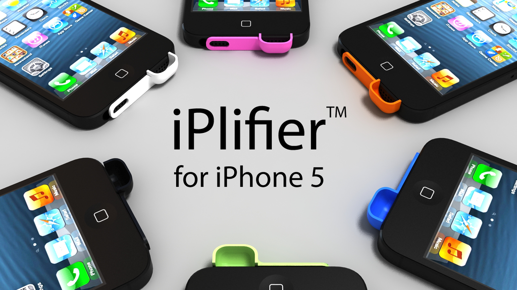 iPlifier™ for iPhone 5 project video thumbnail