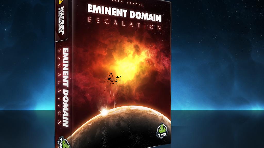 "Eminent Domain: Escalation aka ""ED:E"" project video thumbnail"