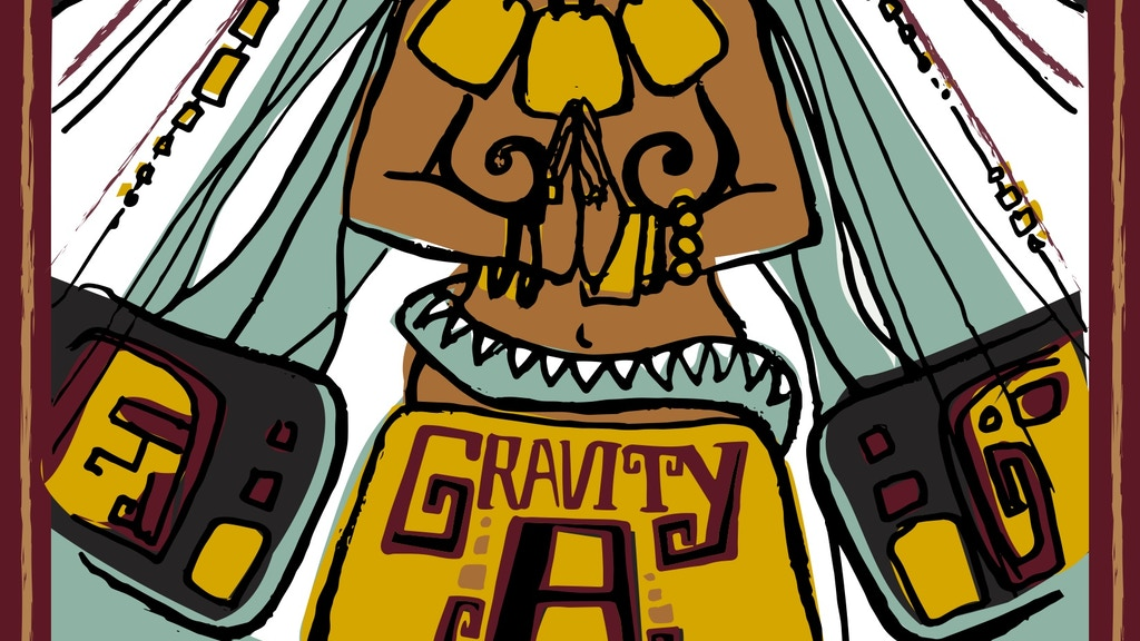 Gravity A (New Orleans Funktronica) Full Length Album project video thumbnail