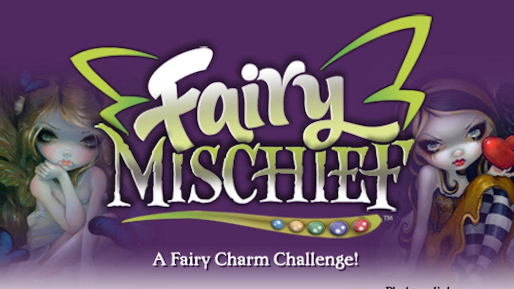 Fairy Mischief project video thumbnail