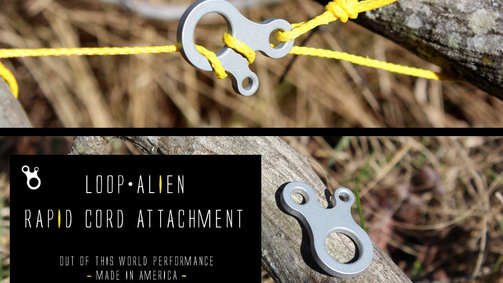 LoopAlien - Rapid Cord Attachment project video thumbnail