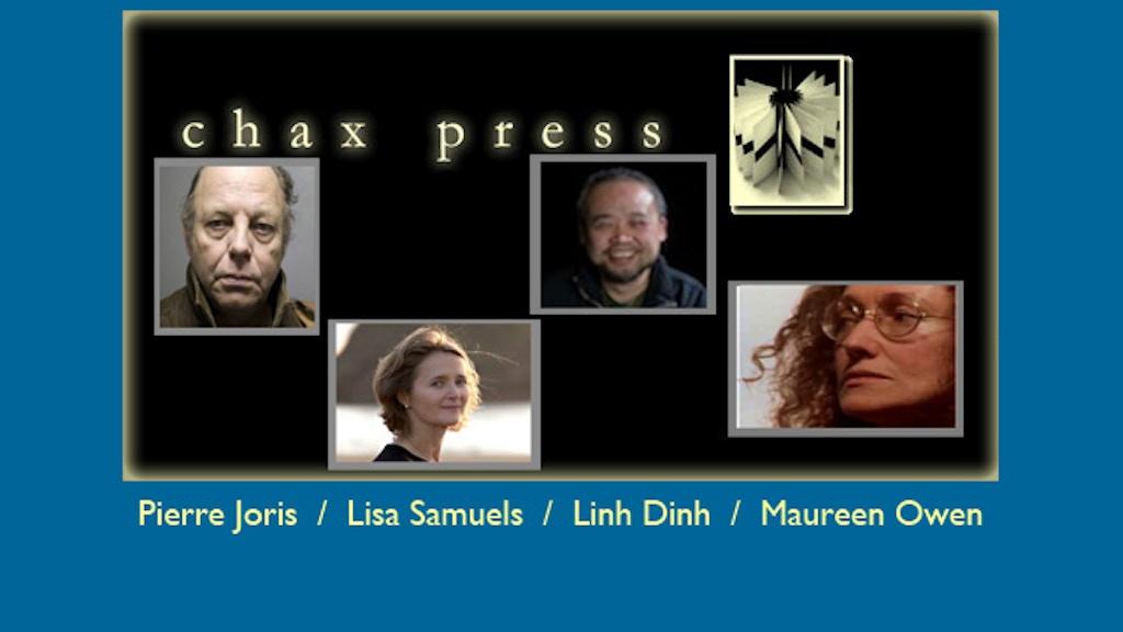 Poetry Books x 4: Joris, Owen, Samuels, Dinh project video thumbnail