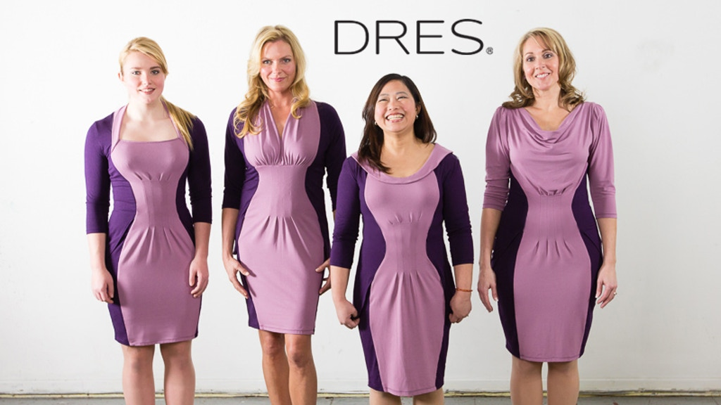 DRES: Clothing For Your Body Shape project video thumbnail